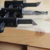 Adjustable Wood Circle Cutter Hole Saw Drill Bit DIY Kit Quality Tool High M5D1