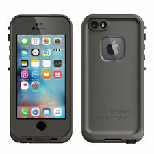 LifeProof Fre Waterproof Shockproof Drop Grey Case Cover for iPhone 5 5s SE