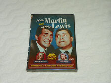Dean Martin and Jerry Lewis (DVD) with Guests Marilyn Maxwell & Vera Miles NEW