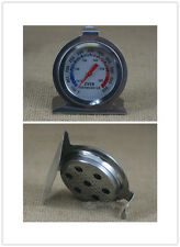 Oven Cooker Thermometer Temperature Gauge Stainless Steel 300ºC 600ºF Kitchen LM