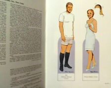 Bill Clinton and His Family Paper Dolls by Tom TierneyNever Cut Never Used Vgd