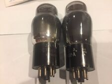 RCA  PAIR  6Y6G Old Ham Radio Tubes NOS Power Supply Audio Amp loc TU1