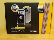 Vivitar 510N Portable DVR Digital Video Recorder Underwater Bundle - Brand New