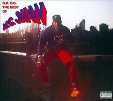 Q.B.O.G.: The Best of M.C. Shan [PA] by MC Shan (CD, Mar-2012, Traffic) Digipak