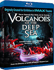IMAX - Volcanoes Of The Deep Sea (Blu-ray) *NEW*