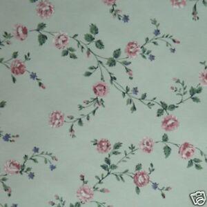 10sr Roses Floral T.Strahan Designer Historic Wallpaper