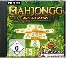 Mahjongg Ancient Maya-PC CD-ROM-NUOVO & Subito
