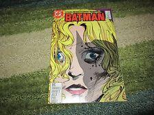 BATMEN #421 RARE 2ND PRINT VARIANT !!!!