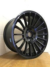 """19"""" NEW BLACK ROTIFORM STYLE WHEELS 5/112 ET40 10x19 MERCEDES,AUDI,VW"""