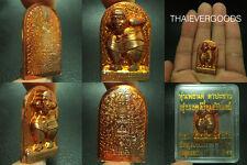 "HOON PAYON3 ""TAPAKAW"" V. 10000 YANT PORTAN KLOY GENUINE THAI AMULET [temple box]"