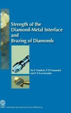 Strength of the Diamond-Metal Interface and Soldering of Diamonds by Yu I...