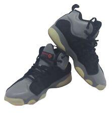 Air Jordan Jumpman Boy's Size 5.5Y Basketball 861435 014 Black Red Gray Team 2