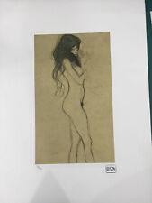 Gustav Klimt litografia 50x70 cm ediz. TREC certificato di autenticita'