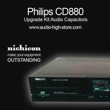 Philips CD880 Upgrade Kit Audio Capacitors