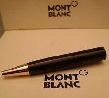 MontBlanc pen replacement parts Mont Blanc Lower Barrel  Black Gold