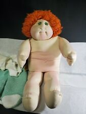 """Cabbage Patch Little People Hand Signed '70, 20"""" Doll"""