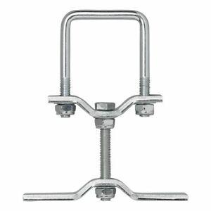 Reserveradhalter Anhänger für 60x60mm Rohr Felgenhalterung Reserveradhalterung