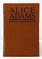 Booth Tarkington - Alice Adams - 1st 1st First STATE w/ Error - PULITZER Prize