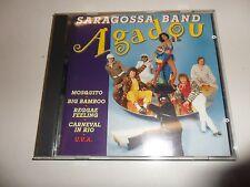 Cd  Agadou von Saragossa Band (1997)