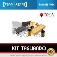 KIT TAGLIANDO 3 FILTRI FIAT 500 II 1.2 - PANDA II 1.4 8V - LANCIA YPSILON 1.2