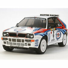 TAMIYA RC 58570 Lancia Delta (TT-02) 58570 1:10 Assembly Kit RC Car