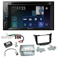 Pioneer avh-z3100dab digital radio CarPlay kit de integracion para Hyundai i30 DG GDH
