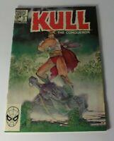 Kull The Conqueror #3 Dec 1983 Marvel Comics Group