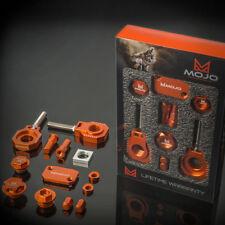 MOJO KTM Bling Kit - CNC Billet Anodized Aluminum | MOJO-KTM-BK1