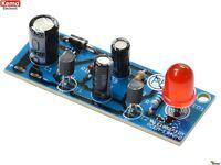 S073 - Kemo B186 Blinker 9-12V DC Bausatz Blinkgeber Flasher für LED