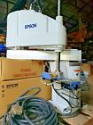 New EPSON G20-854S SCARA Robot RC700-A Controller R12N793031 Software Cables ETC