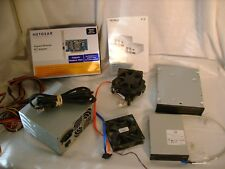 Lot of Dell Computer Parts Power Supply Card Reader DVD USB PCI Adapter