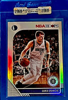 2019-20 Hoops Premium Stock Prizms Silver Luka Doncic Gem Mint Fast Service 100%