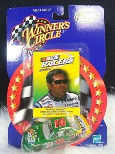 Winner's Circle Bobby Labonte #18 Intestate Batteries NASCAR Racers 2000