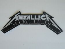 METALLICA THRASH METAL EMBROIDERED BACK PATCH