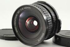 SMC Pentax 67 45mm f/4 Medium Format MF Lens for 6x7 67 from Japan【MINT+++】B432