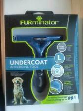 Furminator Undercoat Deshedding Tool For Large Dog Long Hair