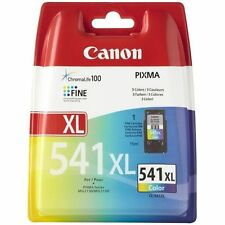 Genuine Canon Cl-541xl Colour Ink Cartridge for Pixma Mg3150