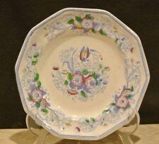 "Livesley Powell & Co. Staffordshire Ironstone Paradise 7-3/8"" Plate"