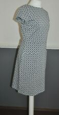 Next Ladies Grey Pencil Dress UK 10 Pockets