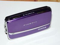 Fujifilm FinePix Z Series Z80 14.2 MP - Digital Camara - Morado