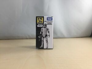 MetaCore Star Wars #09 First Order Storm Trooper Die Casted Painted Movable