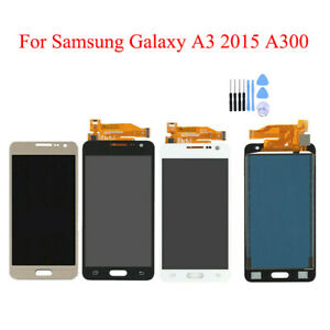 For Samsung Galaxy A3 2015 SM-A300 LCD Display+Touch Screen Digitizer Replace