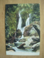 VINTAGE POSTCARD STOCK GHYLL FORCE WATERFALL AMBLESIDE