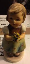 VINTAGE - Hummel Figurine #257 - For Mother - TMK-6