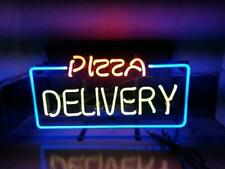 """Pizza Delivery 17""""x10"""" Neon Sign Light Lamp Beer Bar With Dimmer"""