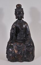 Antique Chinese figure of a Guanyin