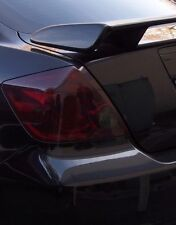 05-10 Scion TC precut smoked tail light overlays tint film covers-Left and Right