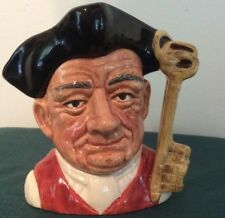 Vintage Royal Doulton Toby Charactor Jug from Williamsburg Gaoler D6577