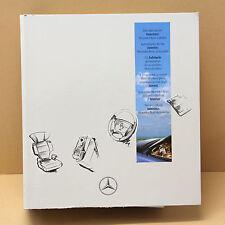 Mercedes Interieur Innenraum Zubehör Katalog Prospekt Collection Ausgabe 2002