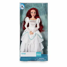 Disney Store Ariel Wedding Classic Doll - 11 1/2''